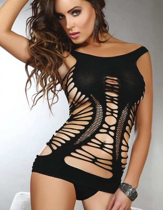 Corsetti Chenya Mini Dress
